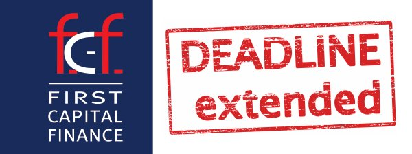 The CBILs deadline has been extended to 30th November!